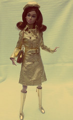 The Girl from I.N.T.E.G.R.I.T.Y.  Poppy Parker Spy A-Go-Go Integrity Toys dolls (super.star.76) Tags: from girl fashion vintage toys mod dolls poppy spy era fr royalty outfits parker fashions integrity the agogo