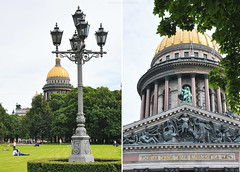 Saint Isaac's Cathedral (millenks) Tags: architecture cathedral russia petersburg saintpetersburg spb