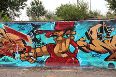 graffiti (wojofoto) Tags: ndsm amsterdam graffiti streetart wojofoto nederland netherland holland wolfgangjosten