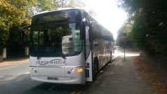 Travel Master M900TMG (TubaPlayer) Tags: travel manchester volvo coach master carrington paragon tmg m900 plaxton ekw b12m wk03 wk03ekw m900tmg