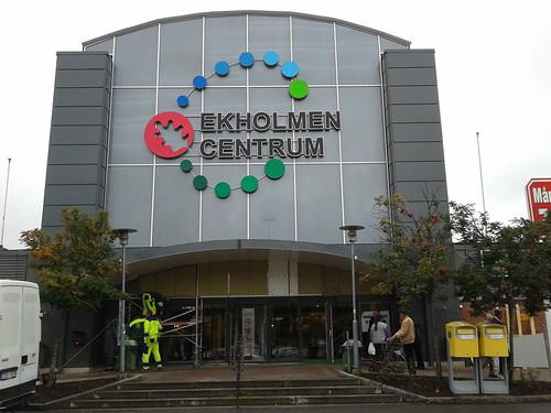 Ekholmens centrum