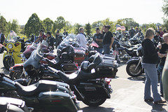 """Stephen Siller Tunnel to Towers Foundation mobile exhibit Memorial Escort • <a style=""""font-size:0.8em;"""" href=""""http://www.flickr.com/photos/55149102@N08/15080242200/"""" target=""""_blank"""">View on Flickr</a>"""