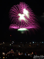 Malta --- Lija --- Fireworks (Drinu C) Tags: longexposure shells night feast fire colours fireworks lija sony malta festa dsc hx100v adrianciliaphotography
