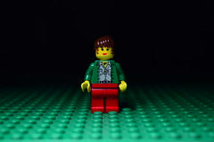 Infinite Darkness (rioforce) Tags: lighting test lego tips technique brickfilm minifigure