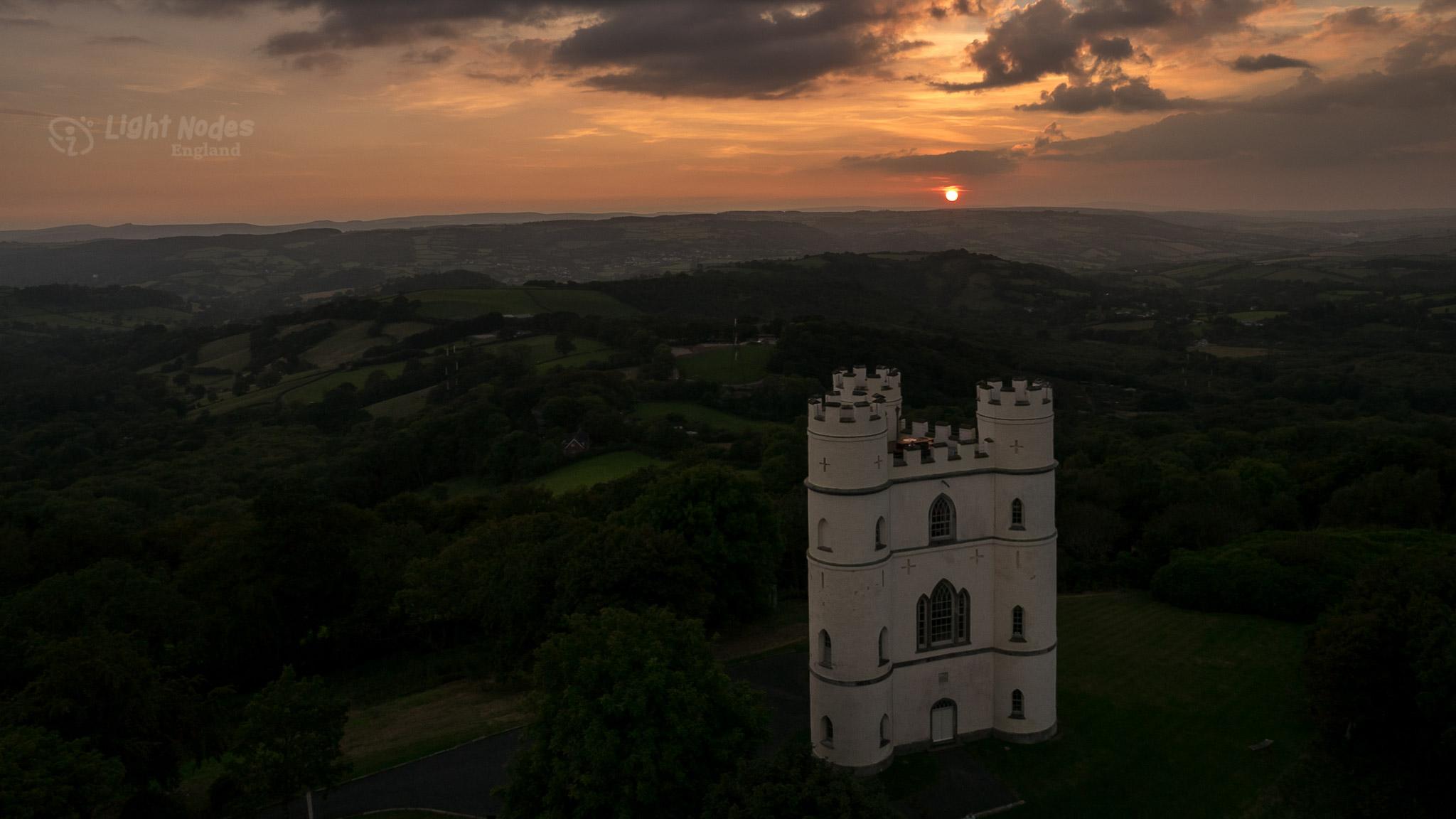 Haldon Belvedere, Exeter, Devon