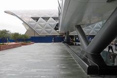 Canary Wharf Crossrail (diamond geezer) Tags: canarywharf crossrail openhouse14 canarywharfcrossrail14