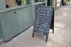Pub sign (Matt From London) Tags: sign pub chalkboard
