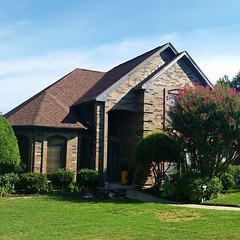 Prepping an exterior in Benbrook TX 76123