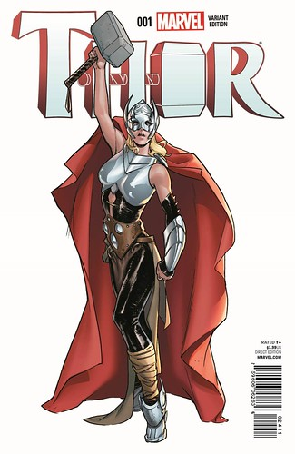 """Thor_1_Pichelli_Variant • <a style=""""font-size:0.8em;"""" href=""""http://www.flickr.com/photos/118682276@N08/15161858257/"""" target=""""_blank"""">View on Flickr</a>"""