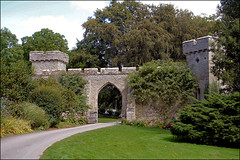 Croft Castle Gateway (Canis Major) Tags: entrance gateway herefordshire nationaltrust croftcastle