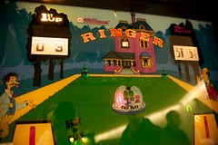 Ringer (little fern photography) Tags: show seattle fire jump nw shoot williams northwest buttons arcade hobby joystick retro videogames 80s button pacificnorthwest videogame hobbies ringer highscore gameroom pacificnw arcadegame arcardes nwpinballandgameroomshow