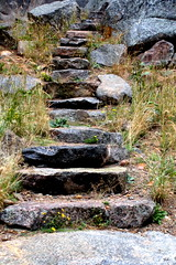 Mountain Steps (pls47) Tags: autumn color colorado rocks steps boulder rockymountains pls pls47
