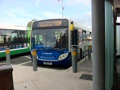 Stagecoach in South Wales 28711 YN14 FVC (BUS&TRAIN NUT 20) Tags: wales south newport 300 stagecoach scania enviro 28711