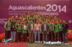 Aguascalientes 2014, día 3 - Turno noche