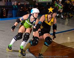 2014Sep20SDDD 248 (San Diego Derby Dolls) Tags: ca sandiego skating rollerderby derby swarm 2014 sddd sandiegoderbydolls diegorollers waynelabat happydragonphoto