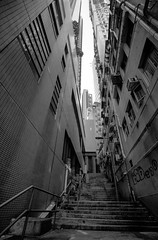 From Queen's road (JBB | MK00) Tags: street leica city travel urban black classic film water 35mm blackwhite asia voigtlander rangefinder asie 100 manual m3 rue 2014 15mmf45 acros100 leicam3