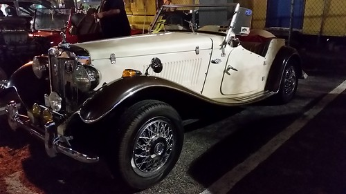 British Inspired MG Roadster