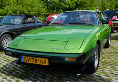 1980 Mazda RX-7 (peterolthof) Tags: mazda rx7 youngtimerevent2015 sidecode4 gv78nx mazdarx7 peterolthof