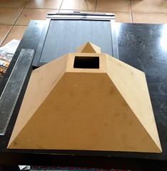 Pyramid pinhole 2 (DoctorNelson) Tags: pyramid 10x8 homemadepinholecamera
