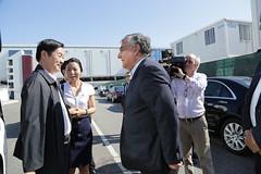 PSD recebe Liu Qibao em Lisboa
