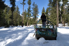 Kumrat's Surprise (Asif Saeed [....DOCUMENTING PAKISTAN...]) Tags: kumrat valley forest snow snowfallinpakistan snowfall kpk winter wintertravelinpakistan wintersurvival winterinpakistan cold sunshine landscapephotography asifsaeed mountains