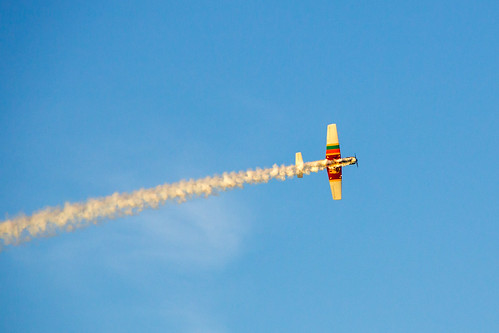 CJ-6 Aerobatics