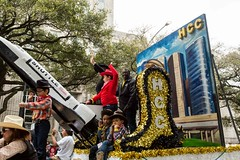 2017 Houston Rodeo Parade (HCC-Photos) Tags: rodeo houston community college parade 2017 hcc houstonlivestockshowandrodeo livestock show shabazz trusteeevaloredo trusteechristopherwoliver carolyn evans