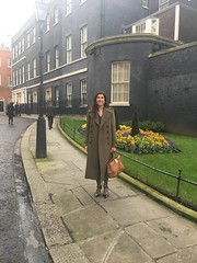 International Women's Day and invited to No 10