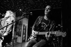 LIVE: Azaria Byrne @ The Hideaway Bar, Sydney, 18th Mar