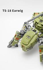 Waka's-Mech-World-02 (legorobo:waka) Tags: design lego mech