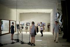 stripes and tripes (paologmb) Tags: venice italy italia 50 95 biennale venezia pavillion scandinavian biennaledivenezia leicam noctilux0 padiglionescandinavo paologamba paologmb ppa53e
