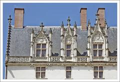 Le Grand Logis (afer92) Tags: castle chteau nantes forteresse chteaudesducsdebretagne annedebretagne 5665 dukesofbrittany legrandlogis ducfranoisii