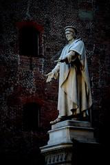The illuminated hand (michael-e) Tags: italy money bill tuscany prato exchange francesco rate tuscano datini