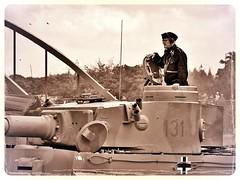 Tiger 131 Commander (langleyo) Tags: world brad museum movie tank tiger shia pitt fury tanks 131 tankfest