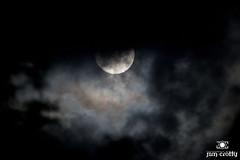 Summer Storm Moon (jimcrotty.com) Tags: ohio sky moon beauty night wonder peace grace mysterious jimcrotty raptorridge ohionaturephotography