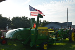 2014 Historic Farm Days (gknott63) Tags: ford illinois farming minneapolis antiquetractor johndeere chalmers penfield moline allis oldtractor internationalharvester
