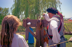 20140621 014.jpg (ctmorgan) Tags: court stocks gaol drubbing pillory assize concannonrenaissancefaire