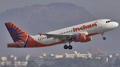 Air India VT-SCF A319 (Aiel) Tags: indian bangalore airbus airindia a319 vtscf
