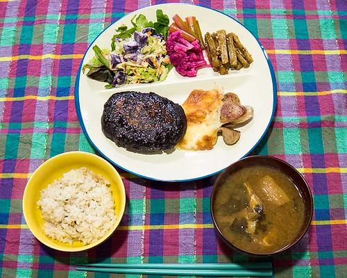 2014年6月21日の晩ご飯