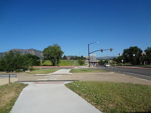 Photo - Table Mesa Drive Multi-Use Path Connection (Completed)