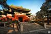 Beihai Park 北海公园:承光殿 (Beijing 北京) (SKHO ) Tags: china travel building architecture temple nikon beijing 北京 中国 beihaipark 北海公园 d700 nikond700 afsnikkor1735mmf28difed 承光殿