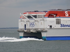 Stena HSS Explorer (JMG Vehicle Pics) Tags: explorer stenaline hss