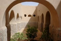 Doorways, Shali Lodge, Siwa, Egypt (stevelamb007) Tags: door window sahara view desert egypt passage siwa