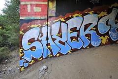 SAYER (STILSAYN) Tags: california graffiti oakland bay east area 2014 keoh