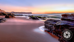 Rock On (Tim_Matthews IG @T.M_Photos) Tags: ocean beach water sunrise sand rocks northernbeaches warriewood sydenyaustralia northernbeachesphotography