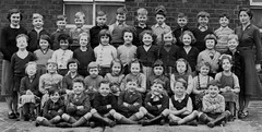 St Marks (theirhistory) Tags: uk school girls england boys shirt children dress tie skirt class teacher junior gb jumper shorts form wellies primary