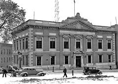 municipal building 1920s 67  Eagle  st  albany ny (albany group archive) Tags: albany ny municipal building south pearl 1920s oldalbany history