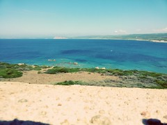 Vignola, Sardegna (cossarello) Tags: life sardegna sea summer sky italy cloud green beach me beautiful beauty rock clouds sand italia nuvole mare sardinia estate cielo cloudporn skyporn skylovers