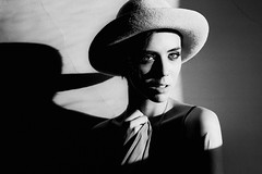 . (Sandy Phimester) Tags: leica portrait abandoned film analog 50mm kodak trix 400tx summicron m3