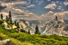 Yosemite Landscape Color